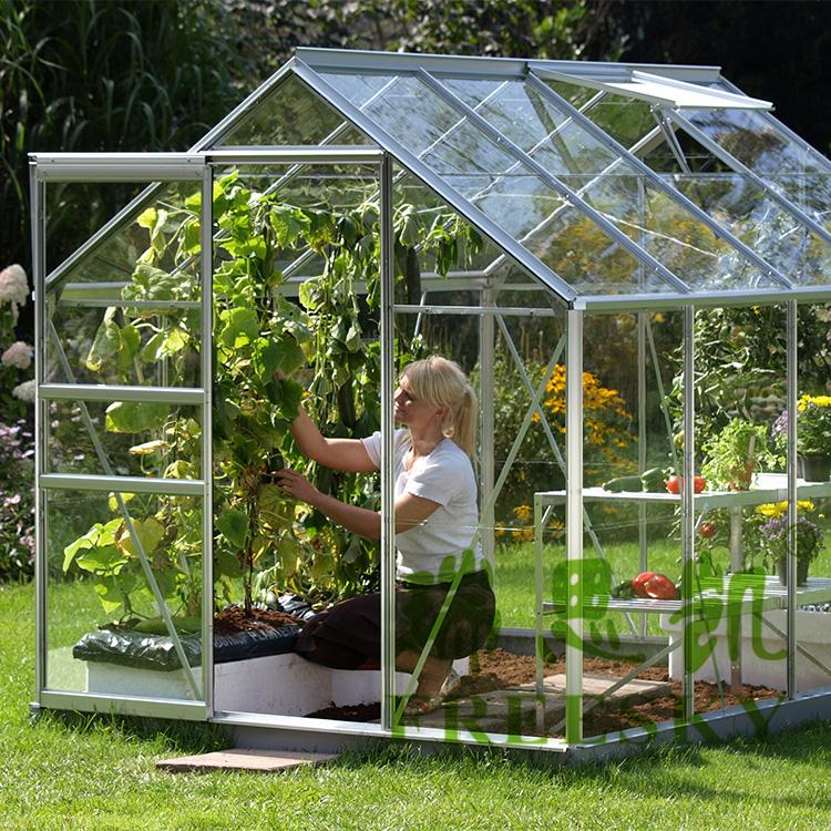 花房直播_家庭温室花房|阳光板温室花房|组合式温室花房